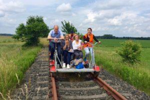 Draisinenbahn Nordfriesland